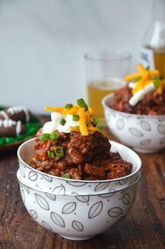 Chipotle Chili con Carne