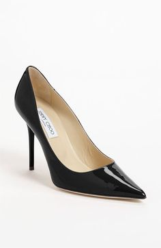 Jimmy Choo 'Abel' Patent Leather Pump available at #Nordstrom