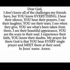 Prayer for friends ♥ you are Such an amazing best friend to me @Loretta Obuchowski Obuchowski Rodriguez