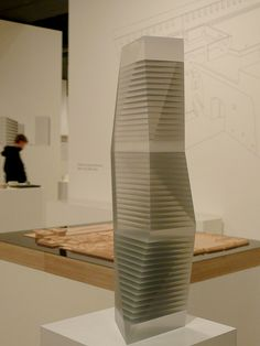 Chipperfield Rises, Exhibition, London