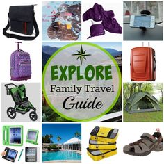 Family Travel & Adve