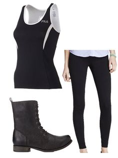 You've already got everything you need to dress as Katniss Everdeen this Halloween!