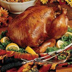 Marinated Thanksgiving Turkey