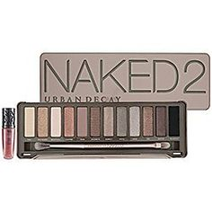 Urban Decay Naked2:  My go to everyday eye makeup! LOVE IT!