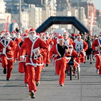 Combining fitness and the holiday spirit into one is the ultimate gift. There are many 5ks during the winter season to take part in.