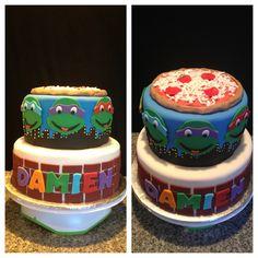 Nija Turtle Cake