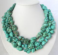 beadwork necklacebib necklacestatement by audreyjewelry on Etsy, $26.00