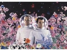 Pierre et Gilles, Les Cosmonautes, 1991