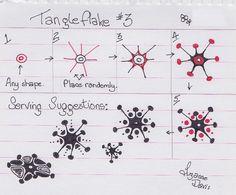 Tangleflake # 3