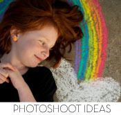 Easy Photo Prop Ideas for Kids