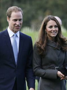 Such happy news! Royal baby on board for Kate and Will.