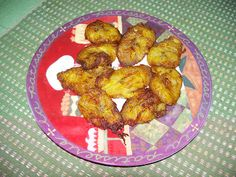 Puerto Rican Recipes by Samia: Amarillos Fritos - Fried Yellow Plantains (Sweet)