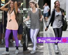 Provei usei ,gostei: Fashion Alert : Moda Fitness
