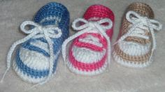 PDF PATTERN   Baby Baseball Tennis Shoes PDF Pattern sizes 0 to 12 mos.. $5.95, via Etsy.