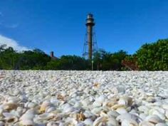 seashells sanibel lighthouse