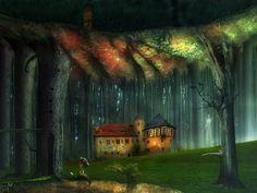 Lebensbaum von Frank Melech
