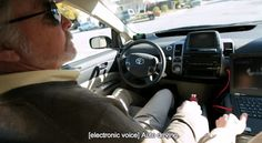 Google's Self-Driving Car Takes A Blind Man Out For A Spin
