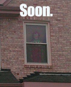 omg creepy!