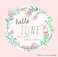love print studio blog: Hello June...