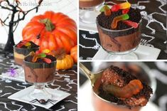 Tons of Halloween treat ideas
