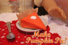 Make Pumpkin Pie