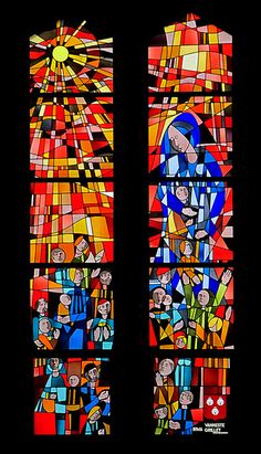 Stained Glass by Andrew Gustar, via Flickr