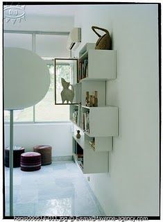 wall mounted storage