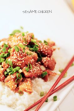 PF Chang's Sesame Chicken