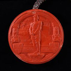 George V Great seal, reverse 1923. The National Archives reference HO124/41. seal