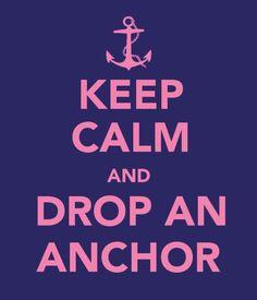 delta gamma, anchors, boat dock, keep calm posters, boats, lake, sail away, cottage life, sailor
