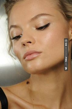 Cool! - Glowing skin. | CHECK OUT MORE GREAT WEDDING MAKEUP IDEAS AT WEDDINGPINS.NET | #weddings #makeup #weddingmakeup #weddingeyes #lipstick #eyeliner #rouge #forweddings #iloveweddings #romance #beauty #planners #fashion #weddingphotos #weddingpictures,