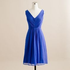 a good blue- could be darker, but it has straps!