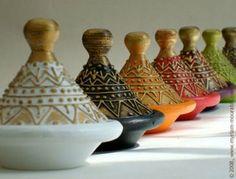 supper club, food, art, moroccan tagin, ceramic design