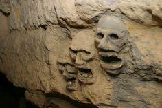 Paris Catacombs creepi, paris catacombs, death, cemeteri, stone, franc, catacomb explor, place, pari catacomb
