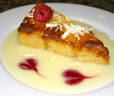 Want an outrageous mouth watering experience? This is one of those sinfully rich decadent delicacies that defy calorie consciousness. This is Nordstrom Bistro's most popular dessert. Enough said.....
