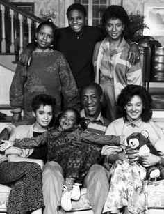 The Cosby Show - I've watched this so many times I know all the episodes by heart!