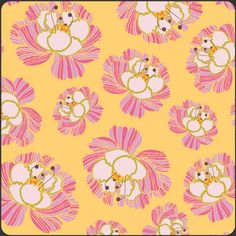 Pat Bravo - Dreaming in French - Blooms in Cream