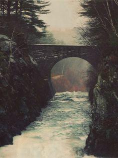 Old bridge...