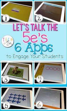 The 5e's of Instruction: Let's Talk Student Engagement and Formative Assessment!