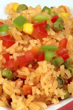 Veronica's Easy Spanish Rice   KitchMe
