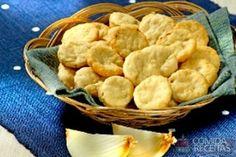 Receita de Biscoitinho de cebola e costela - Comida e Receitas