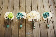 teal & lime green! Florida Keys Destination Wedding » Concept Photography