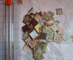 The Next Time Your Leftovers Scrap Stash Gets Too Big…tutorial