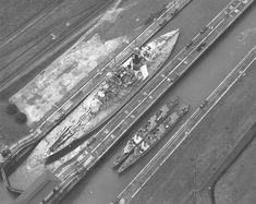 USS Maryland - BB-46