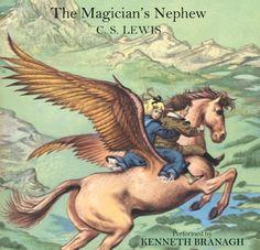 C.S.Lewis - The Magician's Nephew