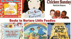 Dig into these books featuring stories about food!