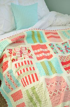 Piece of Cake 3 quilt