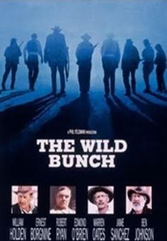 The Wild Bunch - Final Shootout.  Sam Peckinpah's great 1969 film. A truly great end scene to a truly great western.