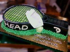 H33 Dan's Tennis Cake by donbuciak, via Flickr