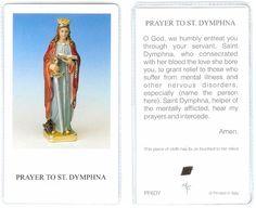 cathol faith, patron saint